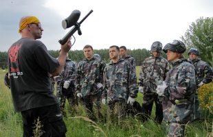 Training DNIPROVS'KYI ABROAD (p. Yasnogorodka 2013)