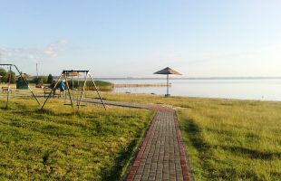 Active leisure in the company. Shatsk Lakes (2017)