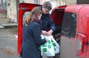 Charity trip to CSR ARK (Puscha-Voditsa, 2015)