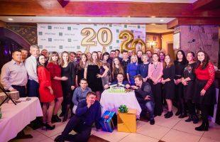 Company Day. 20 years GREEN TRADE (2018)