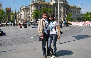 Eurotour for employees (Czech Republic-Germany-Austria, 2011)