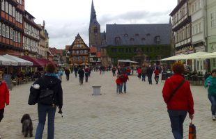 Traveling in Europe (Poland-Germany-Holland, 2014)