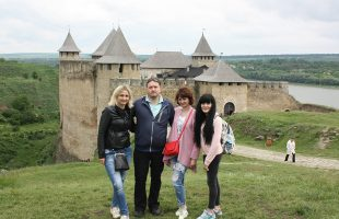 Weekend in Kamyanets-Podilsky (2018)