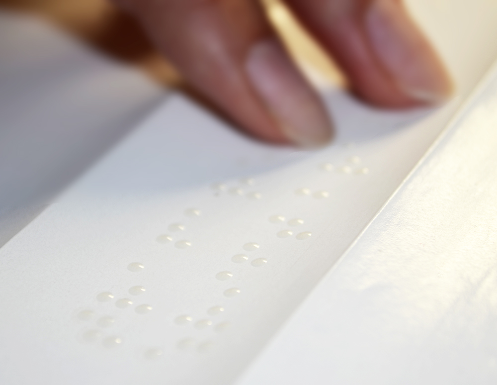Braille Labels