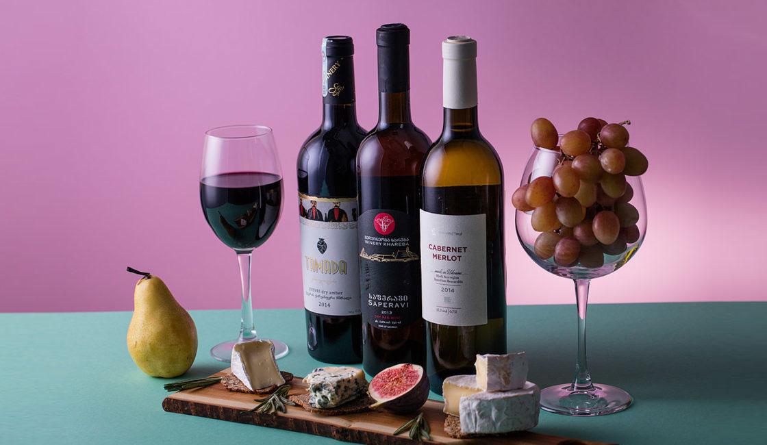 производство этикетки для вина