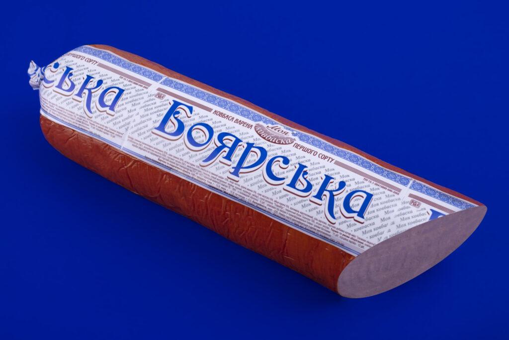 БОПП вкладыш в упаковку колбасы