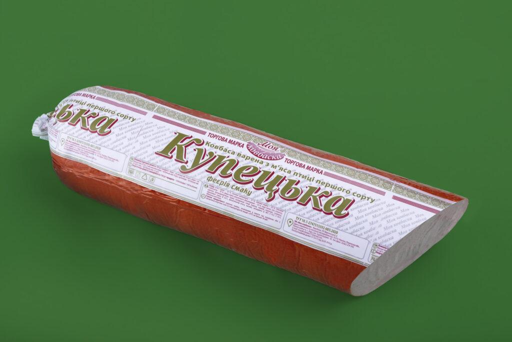 БОПП для колбасы