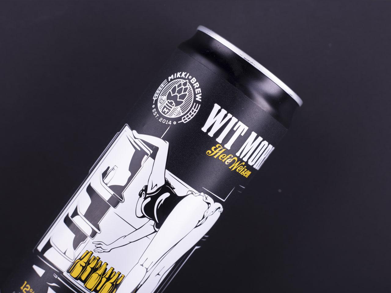 етикетка для пива тренд